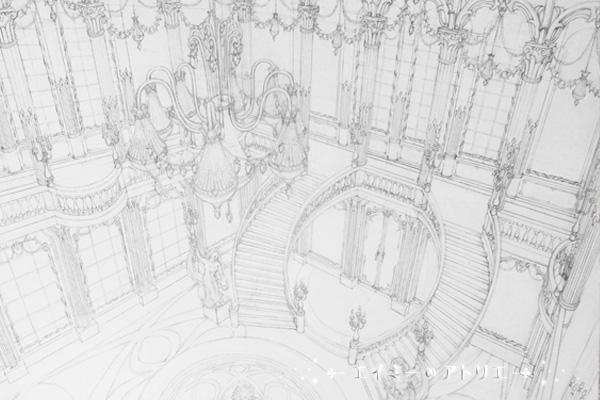 illustration-castle -hall005