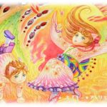 イラスト・絵画「1月のエイミー☆garnet」を描きました。