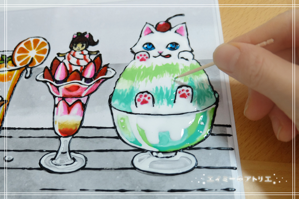 2021-stained-glass-painting-ice-sweets04